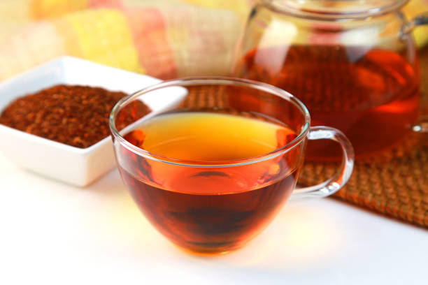 How to Breathe Better Than Before - With Rooibos Tea!