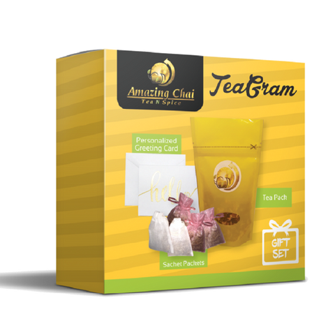 Tea gram packages
