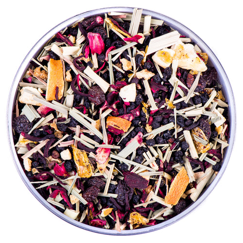 Lady In Pink Lemonade - Organic - The Amazing Tea Company