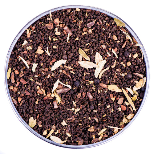 Hot Grenada Vanilla Chai - The Amazing Tea Company