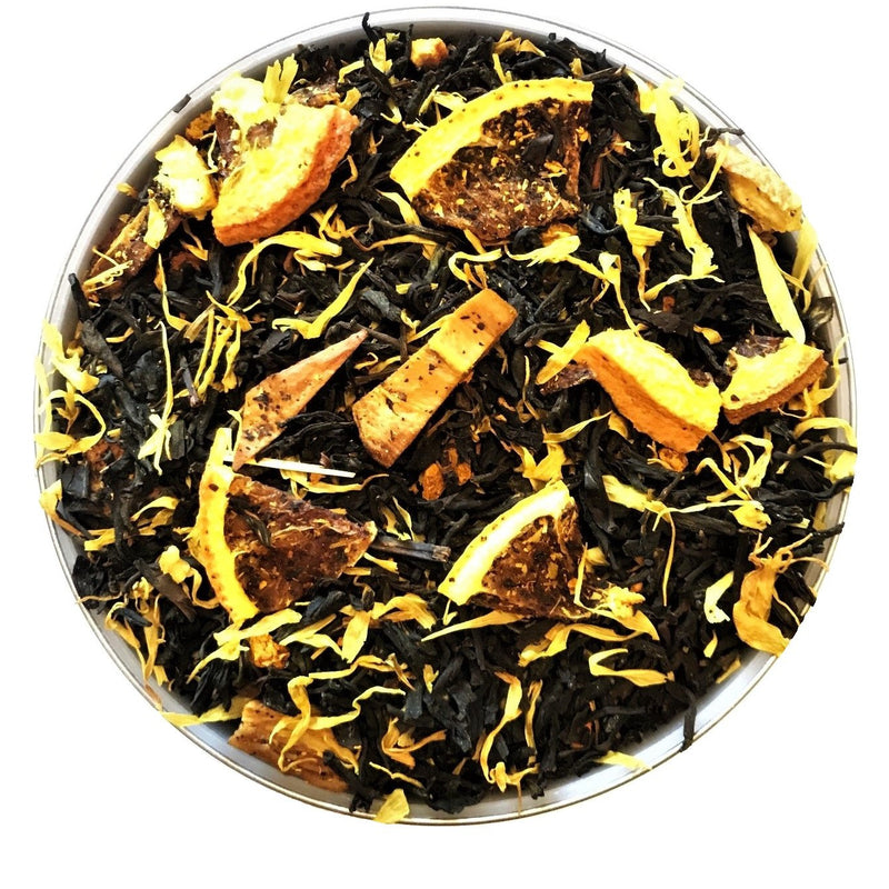 Turmeric Spell - Organic  Tea  Tea - The Amazing Tea Company benefits of tea benefits of tea