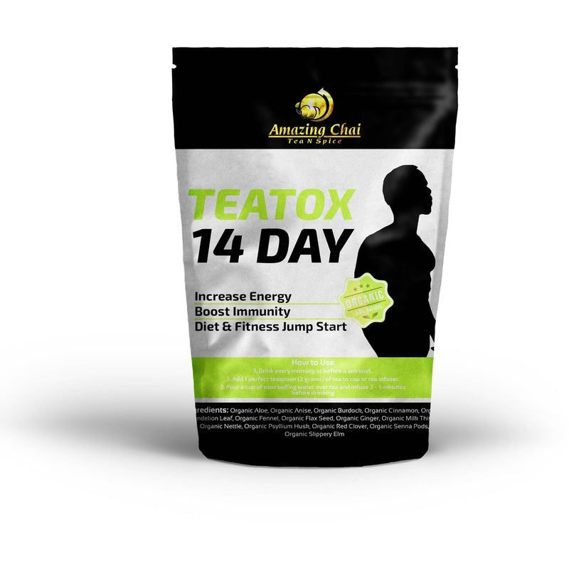 TeaTox - Organic - The Amazing Tea Company
