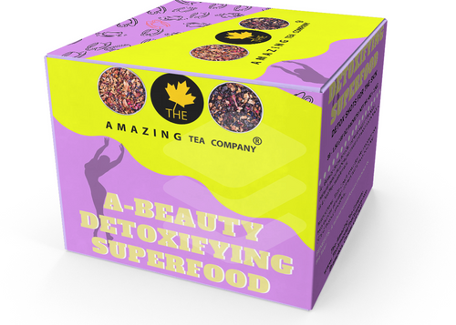 A-Beauty Detoxifying Superfood Shot - The Amazing Tea Company