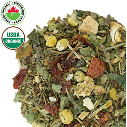 Evening Delight - Organic Loose Leaf Tea - The Amazing Tea Company