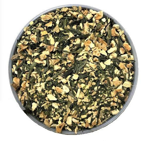 Green Citric Ginger - The Amazing Tea Company