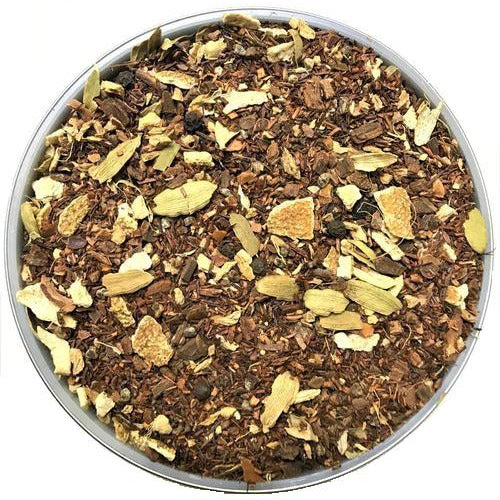 Lady In Red Bush Chai  Tea - The Amazing Tea Company benefits of tea