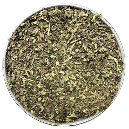 Spearmint Organic Loose Leaf Tea - The Amazing Tea Company