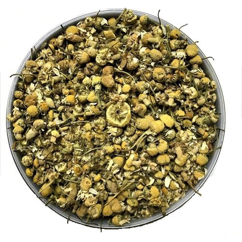 Soothing Chamomile Organic Loose Leaf Tea - The Amazing Tea Company