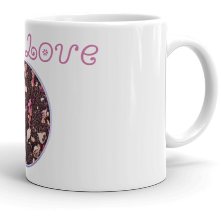 Chai Love Mug - The Amazing Tea Company
