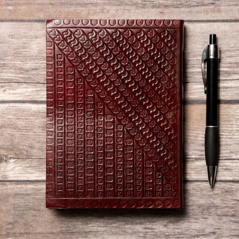 Elephant Handmade Leather Journal