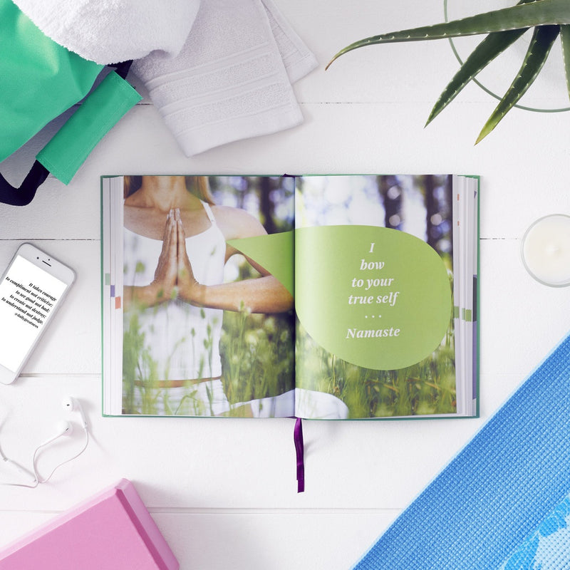 Dailygreatness Yoga Journal: Your Masterplan for a Beautifully Conscious Life