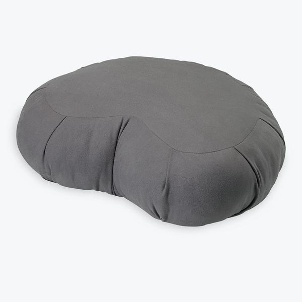GAIAM - STUDIO SELECT ZAFU CRESCENT MEDITATION CUSHION