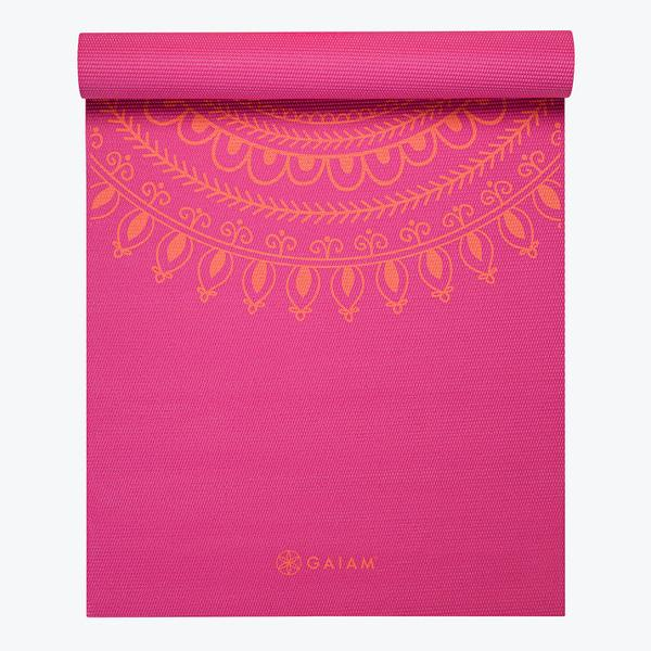 GAIAM - PREMIUM MARRAKESH YOGA MAT (5MM)