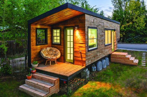 Tiny House Living Ideas For Building And Well In Less Than 400 Square Feet