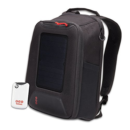 Sports & Outdoor: Solar Backpacks