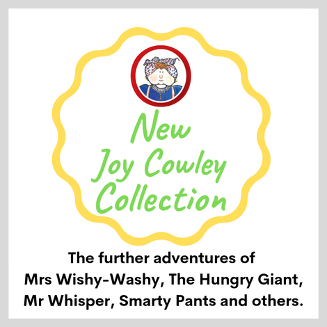 The NEW Joy Cowley Collection