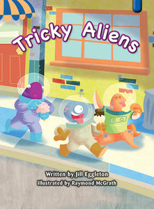 Key Links Blue Book 1, Level 9: Tricky Aliens