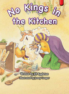 Key Links Red (Book 11, Level 4): No Kings in the Kitchen