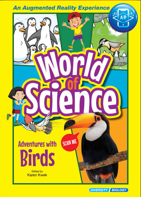 Adventures with Birds(World of Science Comics)