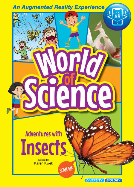 Adventures with Insects(World of Science Comics)