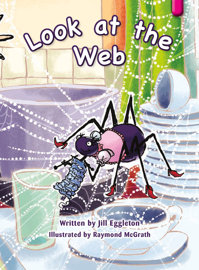 Key Links Magenta (Book 15, Level 2): Look at the Web