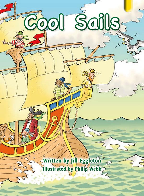 Key Links Yellow Book 18, Level 8: Cool Sails