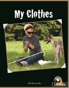 TA - All About Me: My Clothes