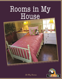 TA - At My Home: Rooms in My House