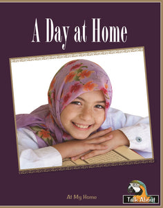 TA - At My Home: A Day at Home