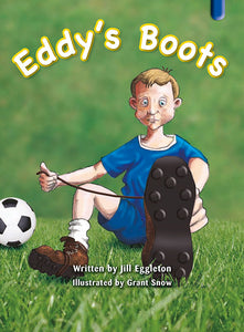 Key Links Blue Book 20, Level 11: Eddy's Boots