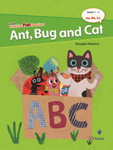 e-future Phonics Fun Readers: 1-1 Ant, Bug and Cat