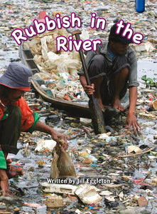 Key Links Blue Book 23, Level 11: Rubbish in the River
