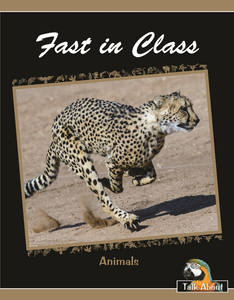 TA - Animals: Fast in Class