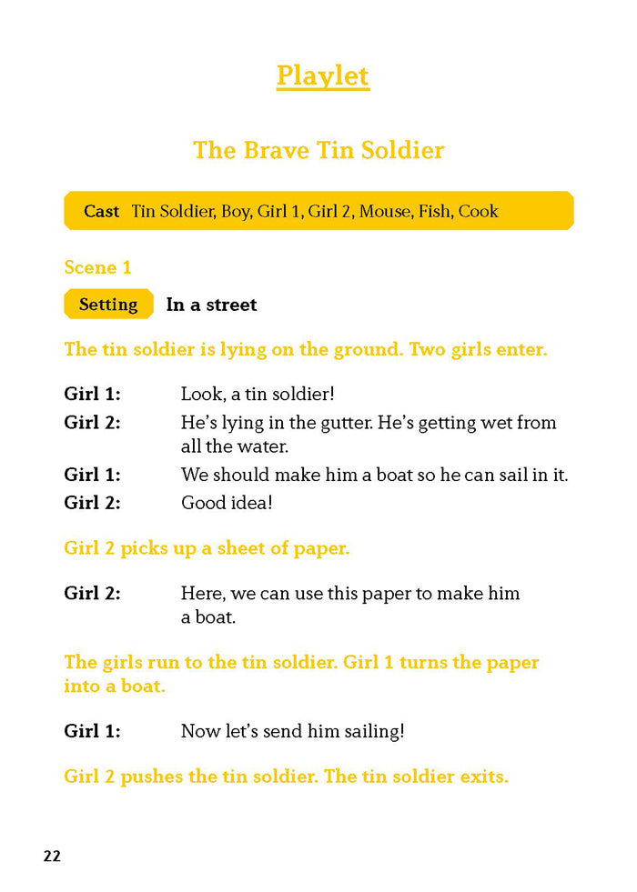 EF Classic Readers Level 4, Book 2: The Brave Soldier