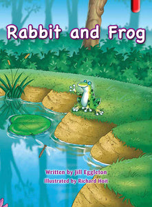 Key Links Red (Book 4, Level 3): Rabbit and Frog