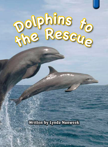Key Links Blue Book 6, Level 9: Dolphins to the Rescue