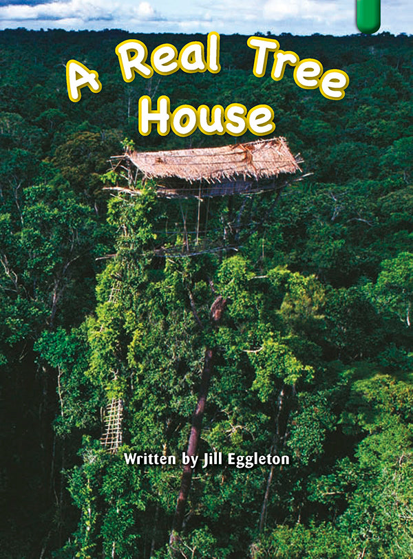 Key Links Green Book 8, Level 12: A Real Tree House