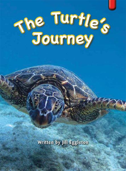 Key Links Red (Book 8, Level 3): The Turtle's Journey