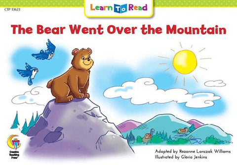 CTP: The Bear Went Over the Mountain