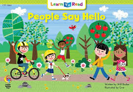 CTP: People Say Hello