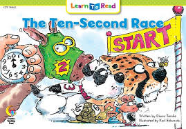 CTP: The Ten-Second Race