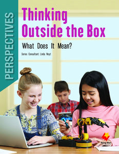FS Level 30 Perspectives: Thinking Outside the Box? What Does It Mean?