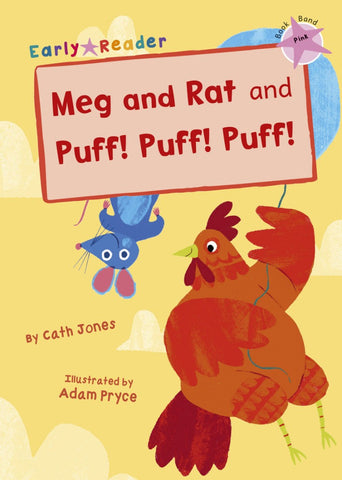 Maverick Pink (Band 1): Meg and Rat and Puff! Puff! Puff!