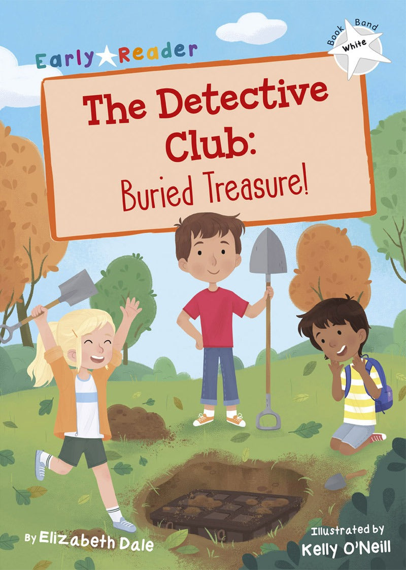 Maverick White (Band 10): The Detective Club: Buried Treasure