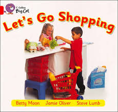 Collins Big Cat Red 2B: Let's Go Shopping