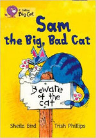 Collins Big Cat Yellow Band 3: Sam and the Big Bad Cat