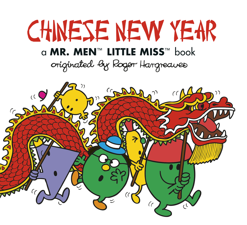 Chinese New Year: A Mr. Men Little Miss Book