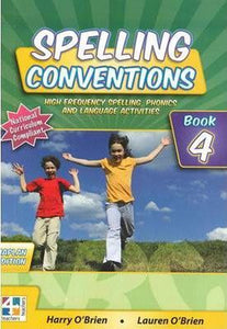 Spelling Conventions Book 4(1st Ed.)