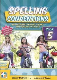 Spelling Conventions Book 5(1st Ed.)