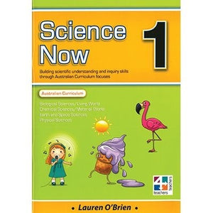Science Now Book 1